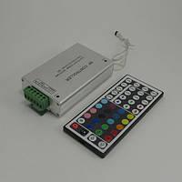 Контроллер светодиодной ленты RGB 12A, пульт на 44 кнопки, инфракрасный