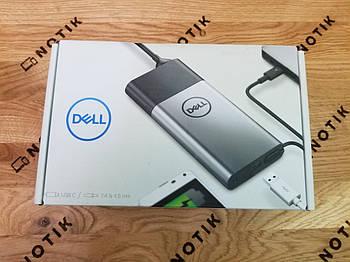 Зарядное устройство + Power Bank для ноутбука Dell Hybrid Adapter PH45W17-AA NEW ОРИГИНАЛ