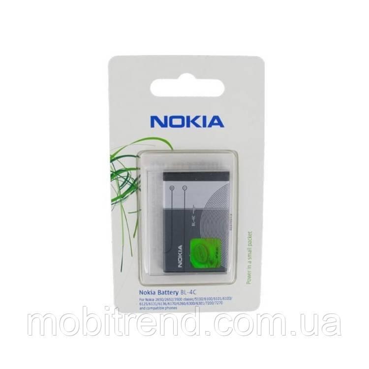 Аккумулятор Nokia BL-4C