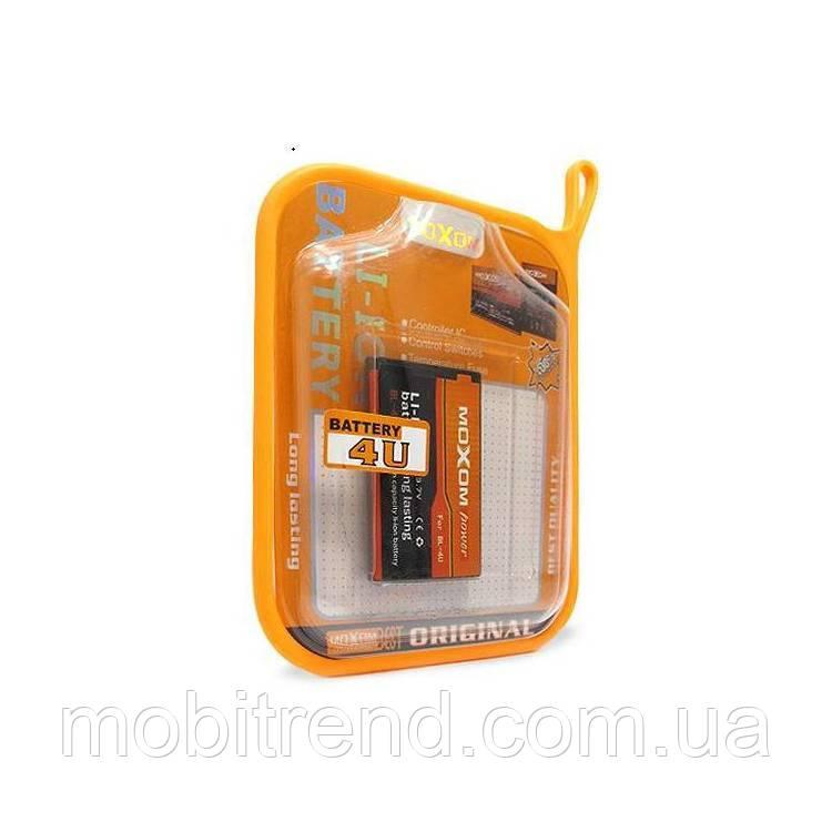 Аккумулятор Nokia BL-4U Moxom