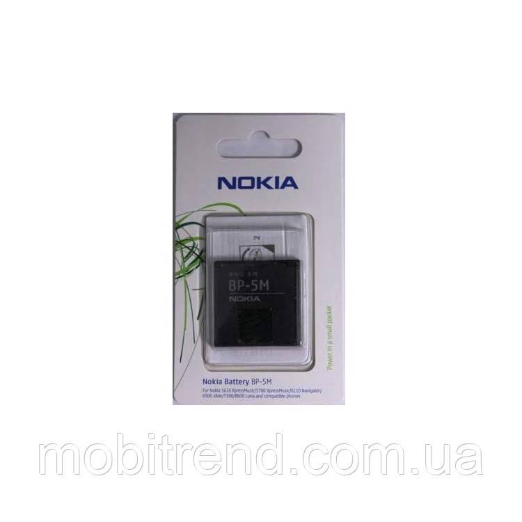 Аккумулятор Nokia BP-5М