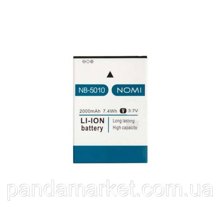 Аккумулятор Nomi NB-5010, i5010 Evo M