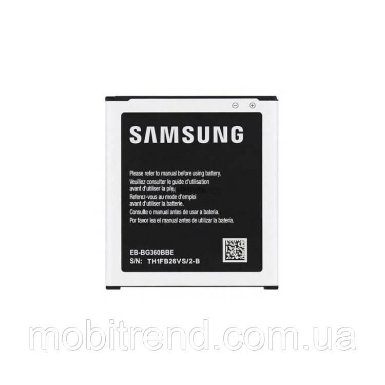 Аккумулятор Samsung G360H Core Prime (EB-BG360CBC)