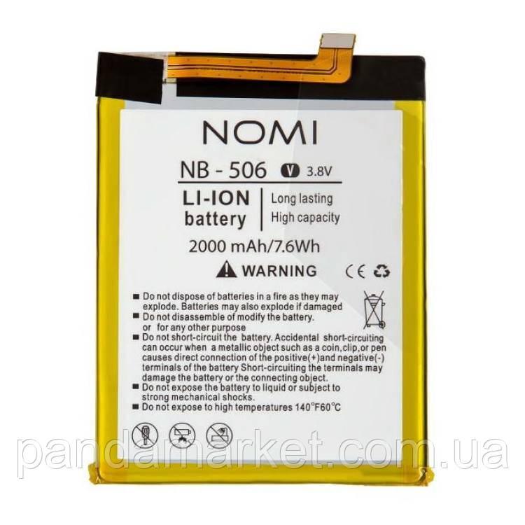 Аккумулятор Nomi NB-506, I506
