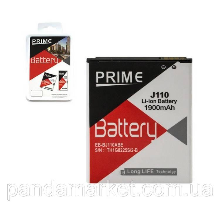 Аккумулятор Samsung EB-BJ110ABE 1900mAh J1 Ace J110 Оригинал Prime