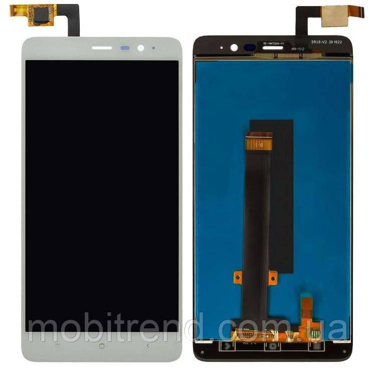 Дисплей модуль Xiaomi Redmi Note 3 Pro Special Edition, Redmi Note 3i (2015161) Белый