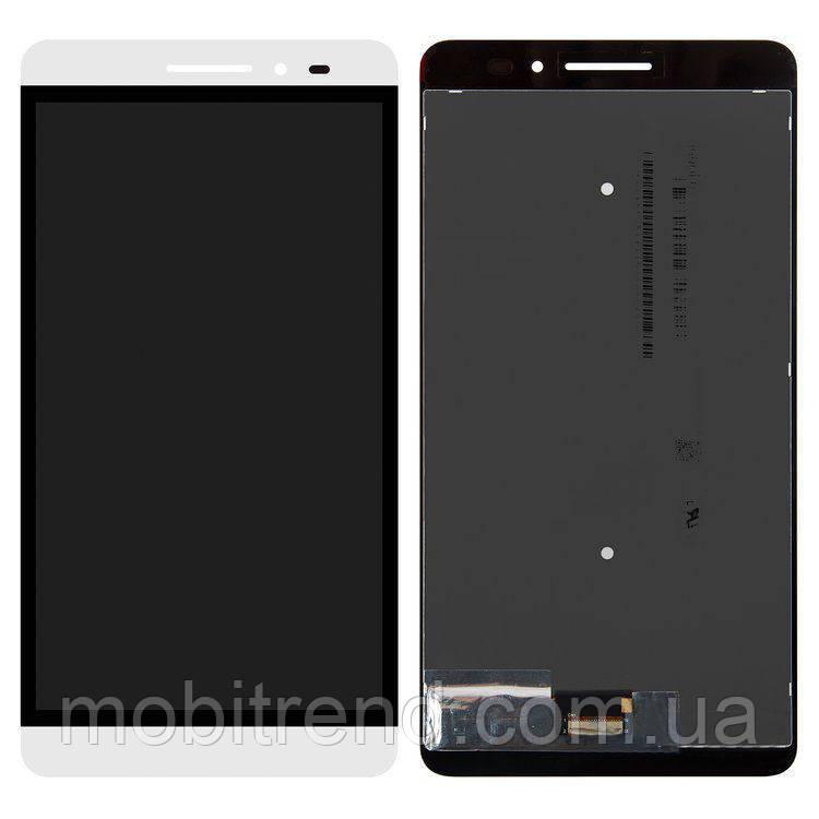 Дисплей модуль Lenovo PB1-770M LTE Phab Plus Белый