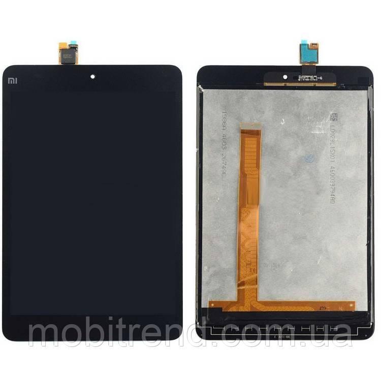 Дисплей модуль Xiaomi Redmi MiPad 2 Черный
