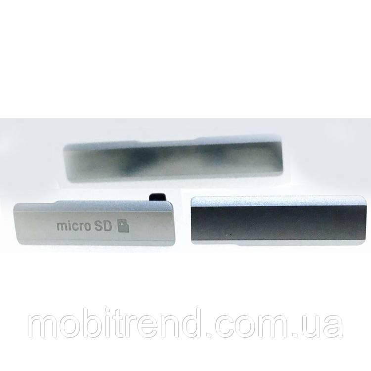Заглушка корпуса набор Sony Xperia Z1 C6902 Белый