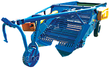 Запчасти картофелекопалки двухрядной Agromet Z609/2