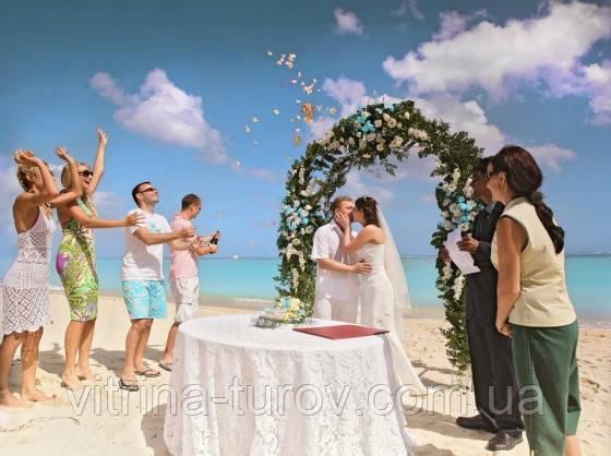 Свадьба в отеле The Grand Mauritian Resort & Spa 5*