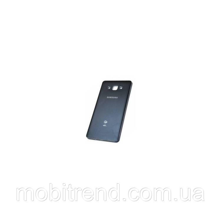 Задняя часть корпуса Samsung A700H A7 (2015), A700F Синий