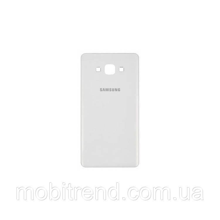 Задняя часть корпуса Samsung A700H A7 (2015), A700F Белый