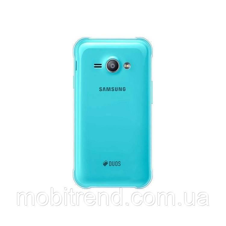 Задняя часть корпуса Samsung J110H J1 Зеленый Оригинал
