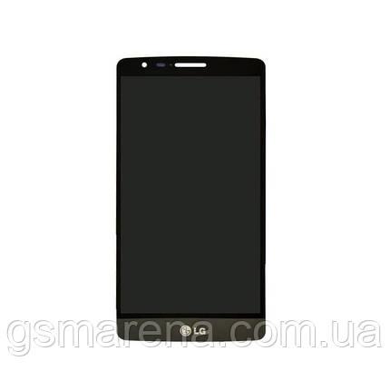 Дисплей модуль LG G3S D722, D723, D724, D725 Золотой, фото 2