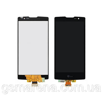 Дисплей модуль LG H420 Spirit Черный, фото 2