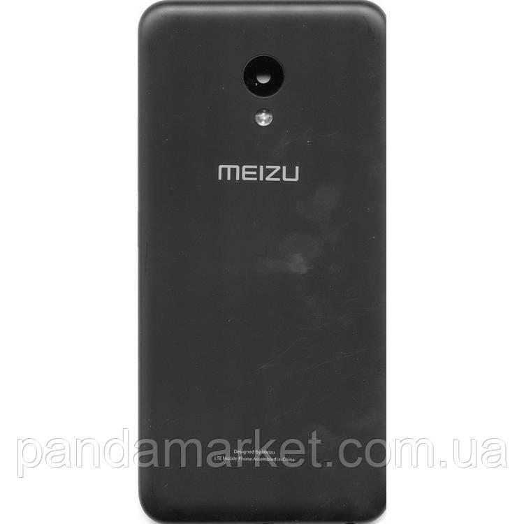 Задняя часть корпуса Meizu M5 Черный