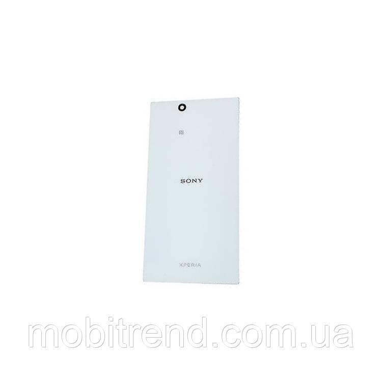 Задняя часть корпуса Sony C6802, C6806, C6833 XL39h Xperia Z Ultra Белый