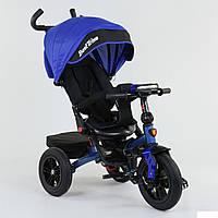 Велосипед детский с надувкой и фарой BEST TRIKE 9500
