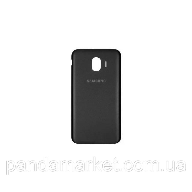Задняя часть корпуса Samsung J2 Pro (2018) J250 Черный