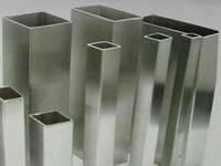Профильные эл.св. н.ж трубы, сталь 08Х13-AISI 409-техническая