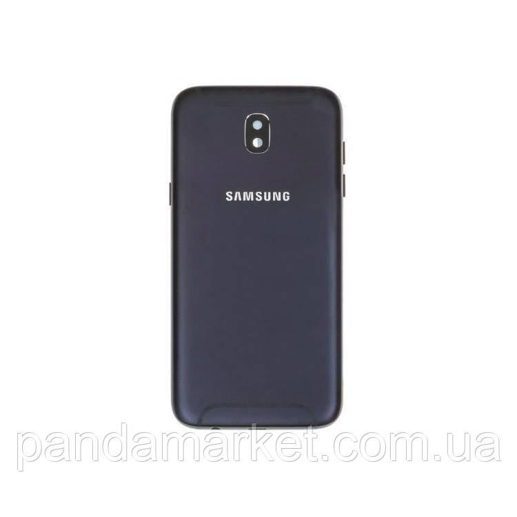 Задняя часть корпуса Samsung J7 (2017) J730 Черный