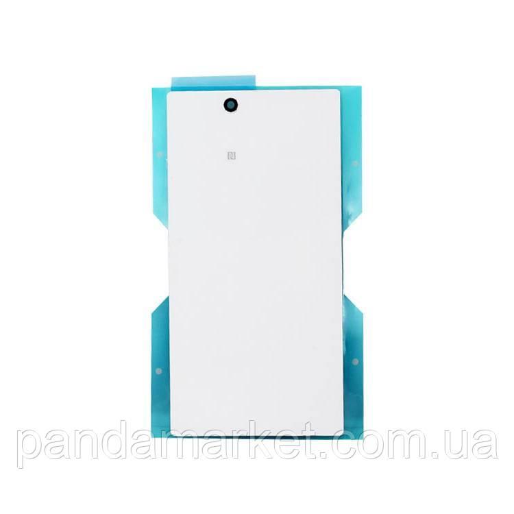 Задняя часть корпуса Sony Xperia Z Ultra C6833 Белый