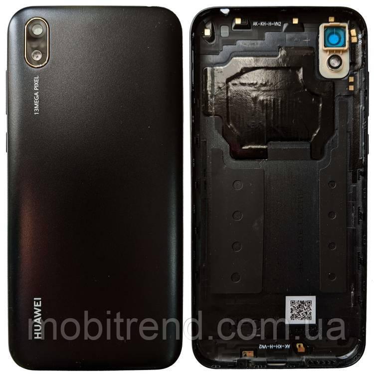 Задняя часть корпуса Huawei Y5 (2019) Черный