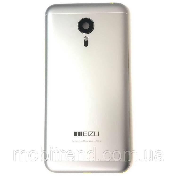 Задняя часть корпуса Meizu MX5 Серый