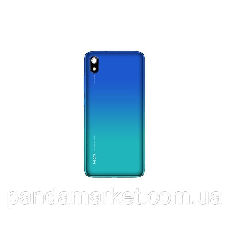 Задняя часть корпуса Xiaomi Redmi 7A Синий