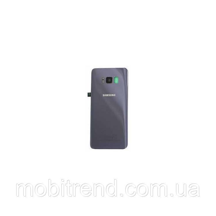 Задняя часть корпуса Samsung S8, G950 Orhid Серый