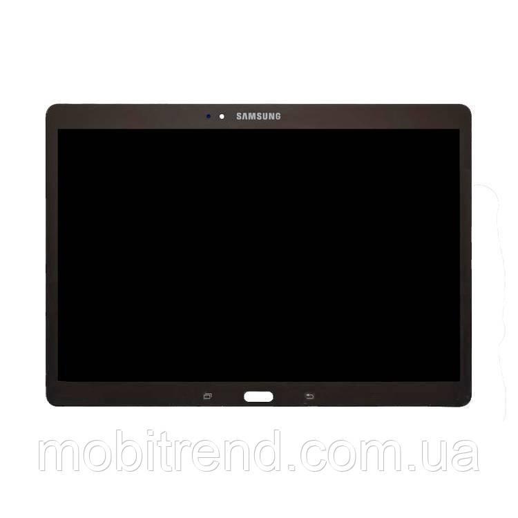 Дисплей модуль Samsung T800 Tab S (10.5), T805 Tab S LTE Бронзовый