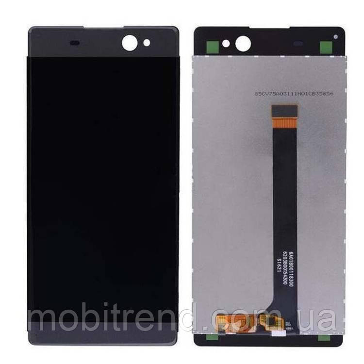 Дисплей модуль Sony F3212 Xperia XA Ultra, F3215, F3216 Серый