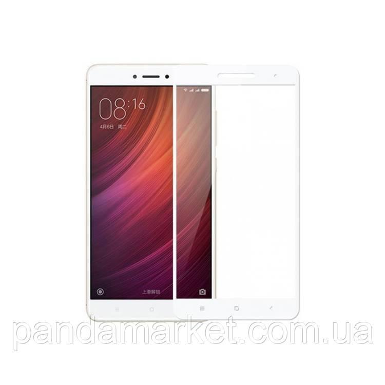 Защитное стекло 2.5D Xiaomi Redmi Note 5A, 5A Prime, Y1 2.5D Белый
