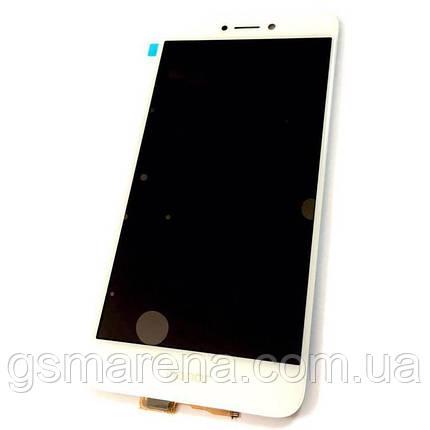 Дисплей модуль Huawei Ascend P8 Lite (2017), GR3 (2017) PRA-LA1, P9 Lite (2017) Белый, фото 2