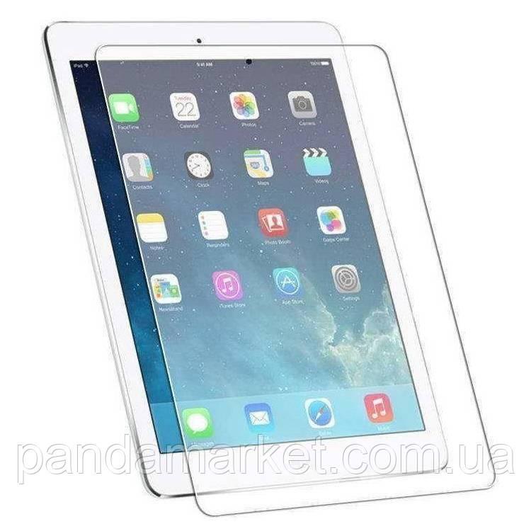 Защитное стекло 2.5D Apple iPad Air, Air 2 (0.3mm, 2.5D, с олеофобным покрытием)