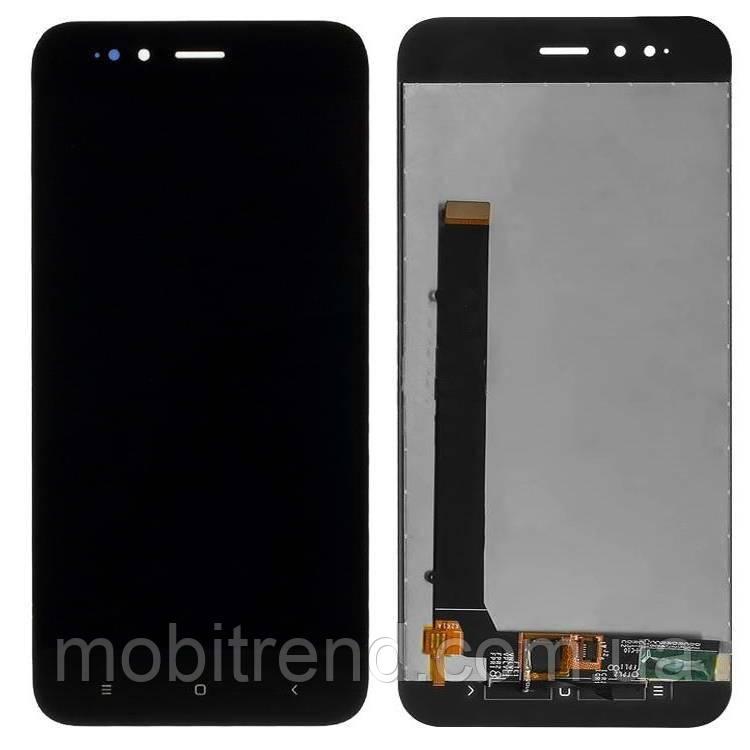 Дисплей модуль Xiaomi Redmi Mi A1 (MDG2), Mi5X Черный