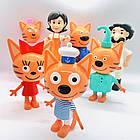 Набор фигурок Три кота 7 штук | Игровой набор Три кота - 7 штук в наборе | Фигурки Три кота, фото 4