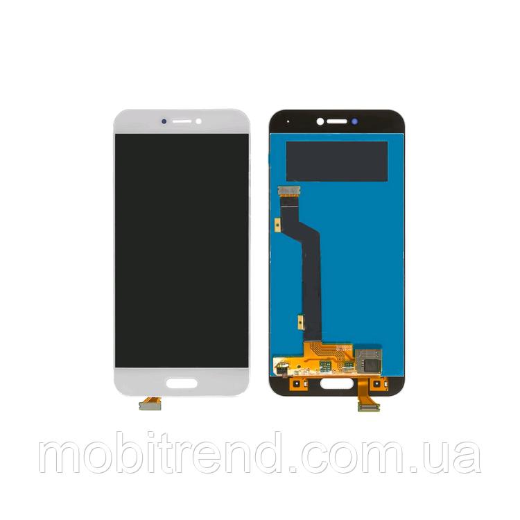 Дисплей модуль Xiaomi Redmi Mi5C Белый