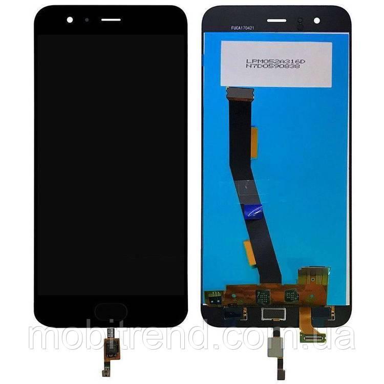Дисплей модуль Xiaomi Redmi Mi6 Черный