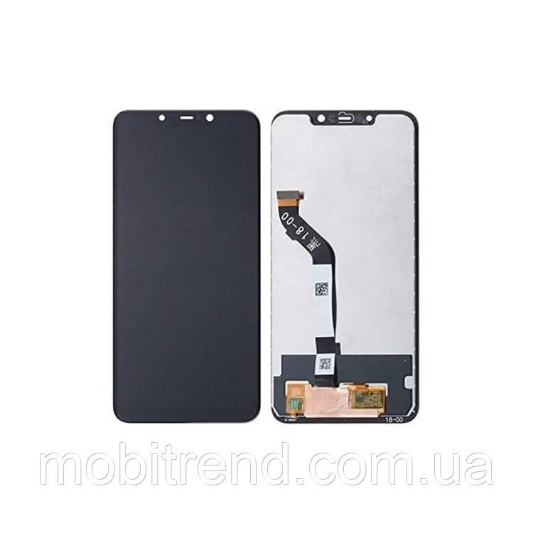 Дисплей модуль Xiaomi Redmi Pocophone F1 Черный