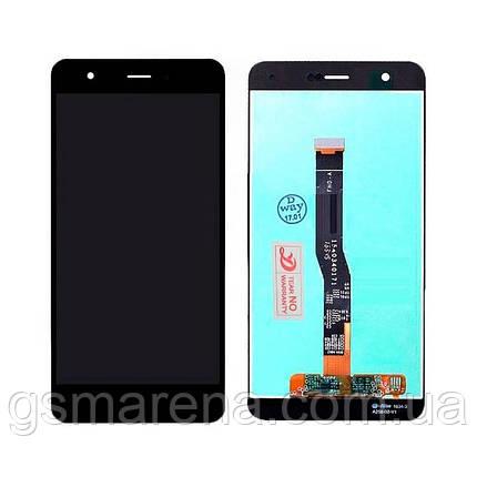 Дисплей модуль Huawei Nova CAN-L11 Черный, фото 2