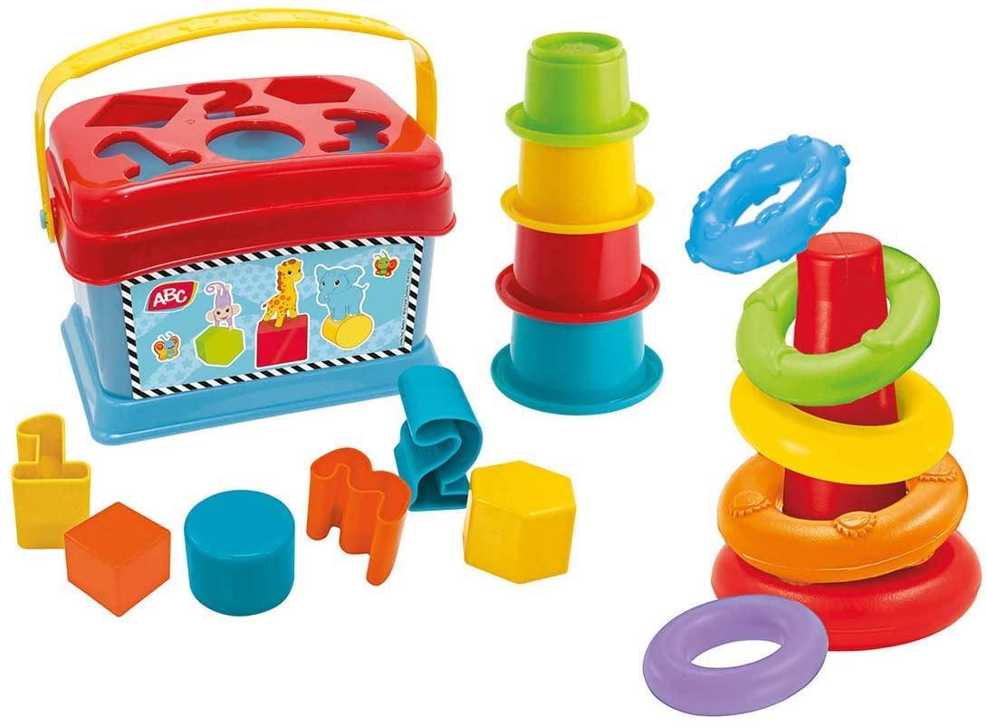 Игровой набор Сортер с пирамидкой и башней Simba 04010191