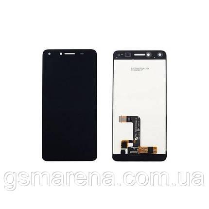 Дисплей модуль Huawei Y5 II (CUN-U29), Honor 5, Honor Play 5 Черный, фото 2