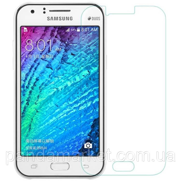 Защитное стекло 2.5D Samsung J110 J1 Ace (0.3mm, 2.5D, с олеофобным покрытием)
