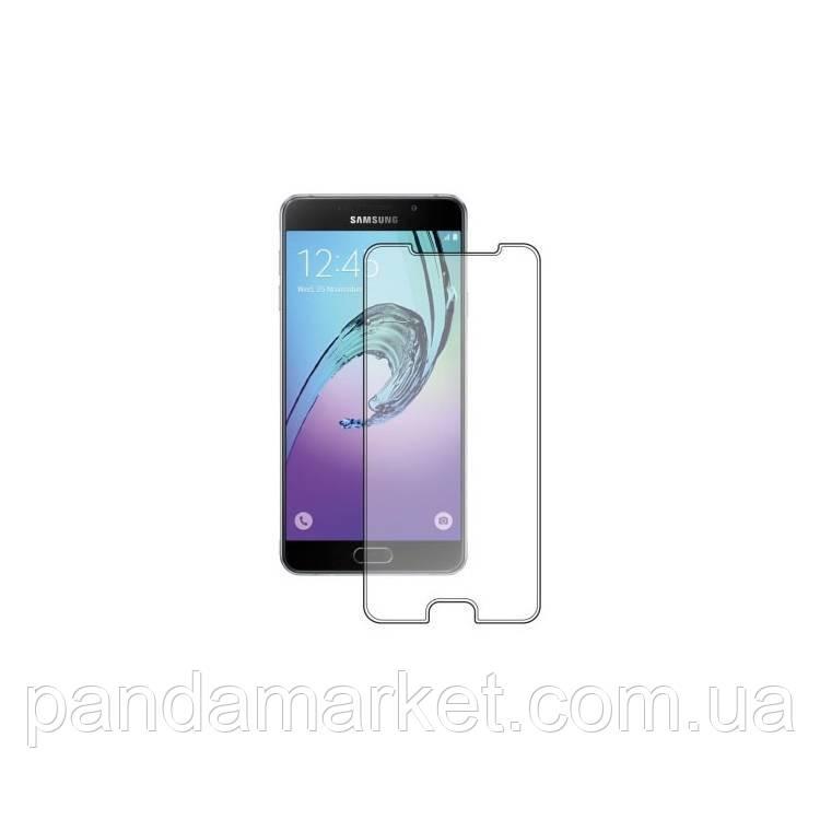 Защитное стекло 2.5D Samsung J710 J7 (2016) (0.3mm, 2.5D, с олеофобным покрытием)