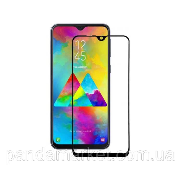 Защитное стекло 4D Samsung M105 (2019) M10, A105 A10 (0.3mm, 4D ARC Люкс) Черный