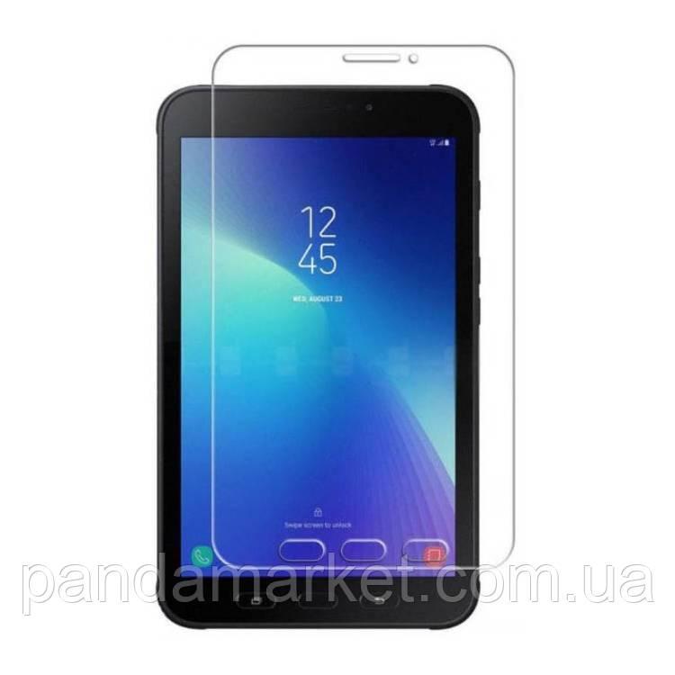 Защитное стекло 2.5D Samsung T395 Tab Active 2 8.0 (0.3mm, 2.5D, с олеофобным покрытием)