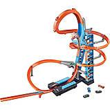 Трек Хот Вилс Небоскреб, крушения, Sky Crash Tower, Hot Wheels (GJM76), фото 5