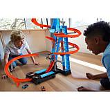 Трек Хот Вилс Небоскреб, крушения, Sky Crash Tower, Hot Wheels (GJM76), фото 6